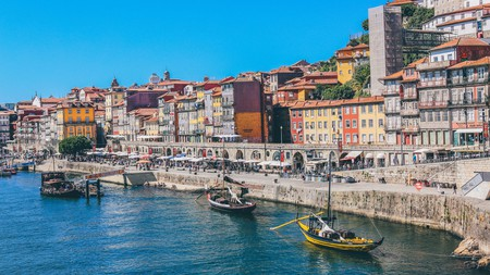 Full of traditional Portuguese food and scenery, Porto can give you plenty of different experiences in just two days