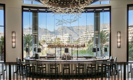 One&Only has one of the best-stocked wine cellars in South Africa