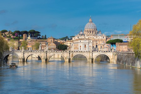 It's easy to fill 48 hours in the Italian capital, thanks to its architectural splendour and gorgeous food