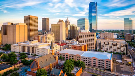 Downtown Oklahoma City is a vibrant hub for business, culture and entertainment