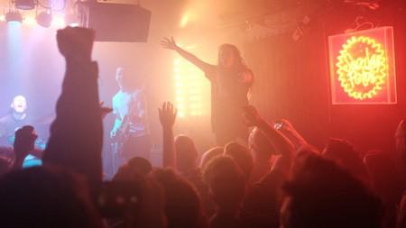Australian punk band Press Club bring the house down at Edinburgh venue Sneaky Pete's