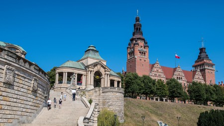 Szczecin's glorious riverfront and historic Pomeranian castles make it one of the most underrated destinations in Poland