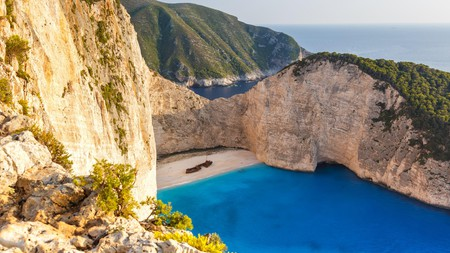 Shipwreck Beach attracts many visitors every year