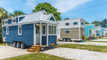 You and your pup will love the home-away-from-home atmosphere at Tiny House Siesta