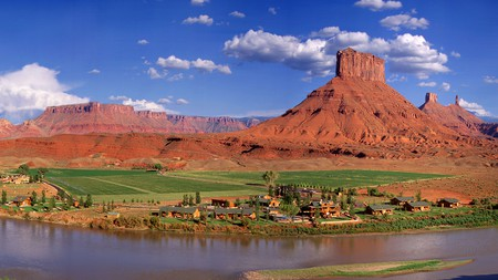 Sorrel River Ranch Resort is enveloped by the majestic landscape of Utah's iconic arches, canyons and red rock mesas