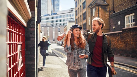 Explore the very best UK cities on a GetYourGuide walking tour