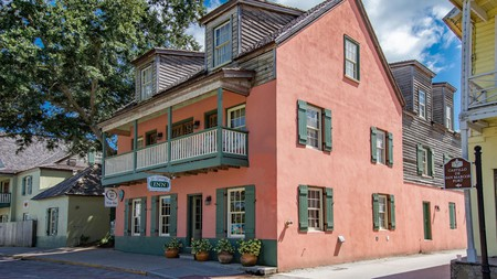 Stay in historical surroundings at the St George Inn