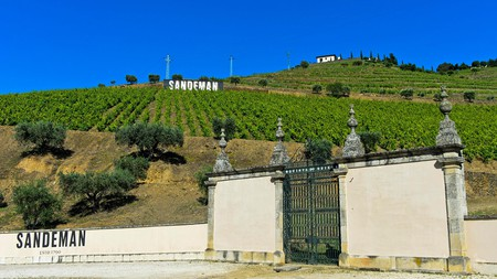 The much-loved Sandeman brand is produced on the slopes of Quinta do Seixo
