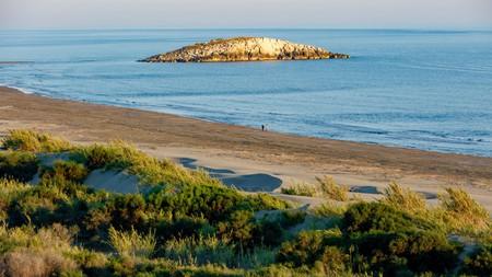 Patara Beach has around 18km (11mi) of sands to discover