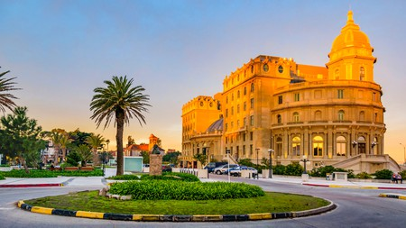 The Sofitel Montevideo Casino Carrasco and Spa is one of Uruguay's most iconic hotels