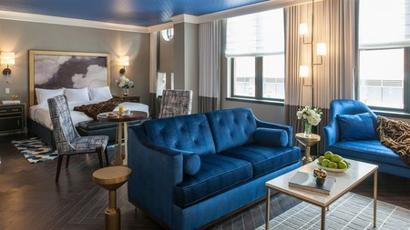 The stylish Goodwin Hotel is one of Connecticut's best places for a romantic getaway