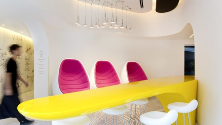 The Poli House Hotel is a riot of modern design and playful decor