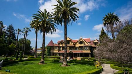 San Jose's Winchester Mystery House exudes an unmistakably spooky air