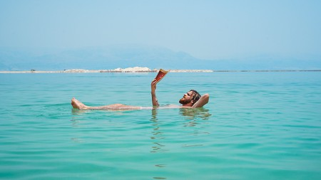 The Dead Sea is just one of many natural beauties in Israel