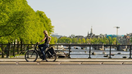Rent a bike in Amsterdam for a true taste of city life
