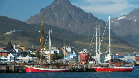 Mountainous Ushuaia has long been a hub for adventure travel in Argentina