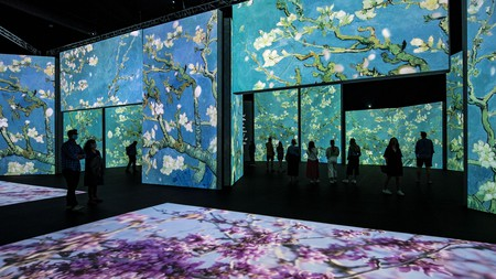 The immersive 'Van Gogh Alive' arrives in the English capital this year, and it's expected to be a big hit