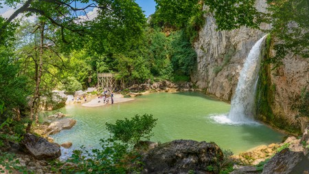 Turkey may not be world-renowned for waterfalls, but the country's home to a gorgeous array