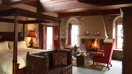 Winvian Farm offers 18 themed cottages full of character