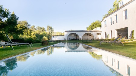 The Exclusive Luxury Villa in Sintra comes with a private outdoor pool