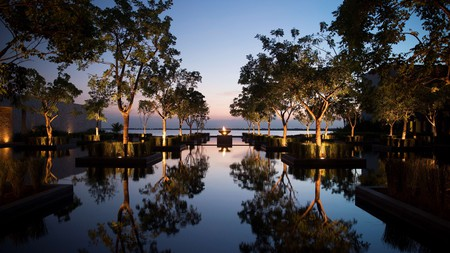 Hit total relaxation after indulging in ESPA treatments at NIZUC Resort's sleek spa