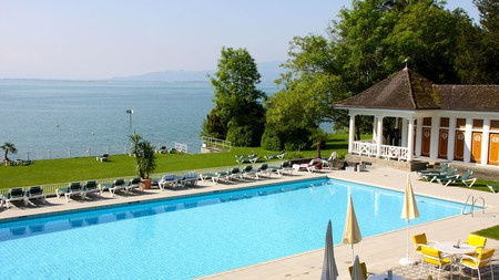 Enjoy the pretty views of Lake Constance with a stay at one of these excellent hotels in Lindau