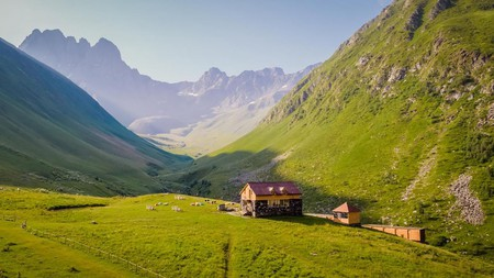 Dramatically beautiful, Georgia's countryside is home to some idyllic stays