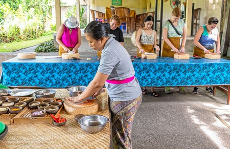 Learn how to cook like a Balinese local with one of these educational cooking classes