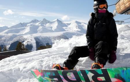 Go snowboarding at the Arkhyz ski resort in Russia