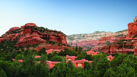 No matter where you stay in Sedona, natural beauty will surround you