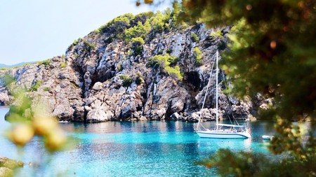 Along with world-class parties, Ibiza is also home to stunning natural landscapes and beaches