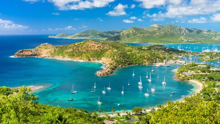 Antigua will wow you with its natural beauty