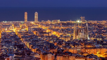 The glittering city of Barcelona is not short of stylish places to drink