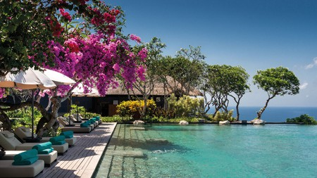 The Bvlgari Resort Bali offers pure tropical paradise in the lap of luxury