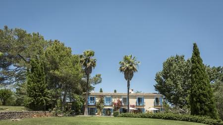 Finca Son Miranda offers tranquility and solitude amid Mallorca's verdant landscape