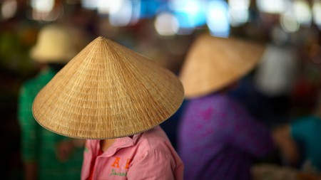 The northern and southern parts of Vietnam have a lot of notable differences