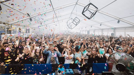 Caprices Festival will take place in the Swiss Alps over two weekends in September