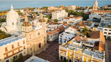 Visit Colombia for an array of cultural sights, unique nature trails and historic towns for you to explore