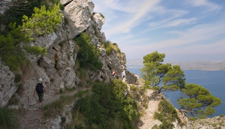 Hiking trails in Mallorca often come with phenomenal views