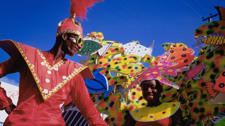 Don't miss out on the carnival in Grenada