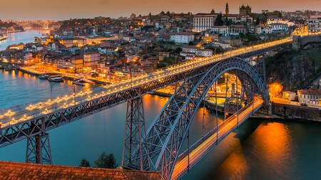 There are many spectacular places to eat in beautiful Porto, including some with views of the River Douro