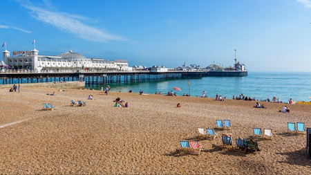 There's plenty of fun to be had on Brighton pier