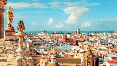 You'll find some of the most authentic Andalucian cuisine in Cádiz