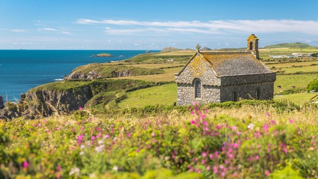 Pembrokeshire is just one of many beautiful regions in Wales