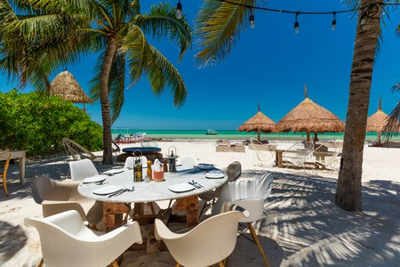 Pull up a chair and settle in for a feast of flavors at one of the best eateries on the relaxed Mexican island of Holbox