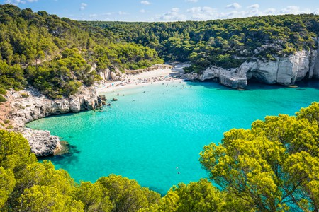 Menorca is the most peaceful of the Balearic Islands