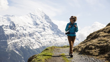 You too can hike the Swiss Alps solo, or travel wherever your heart takes you, with these top tips