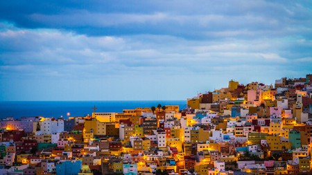 Las Palmas, the largest city in the Canary Islands, is an energetic and exciting place