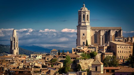 Girona offers centuries of different architectural styles to explore