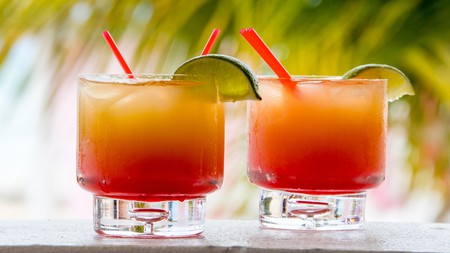 Find something tropical to quench your thirst in the British Virgin Islands